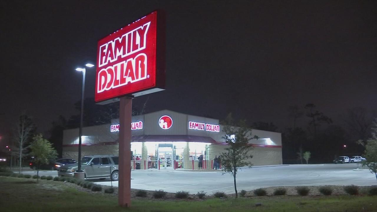 Two Family Dollar stores robbed hours apart