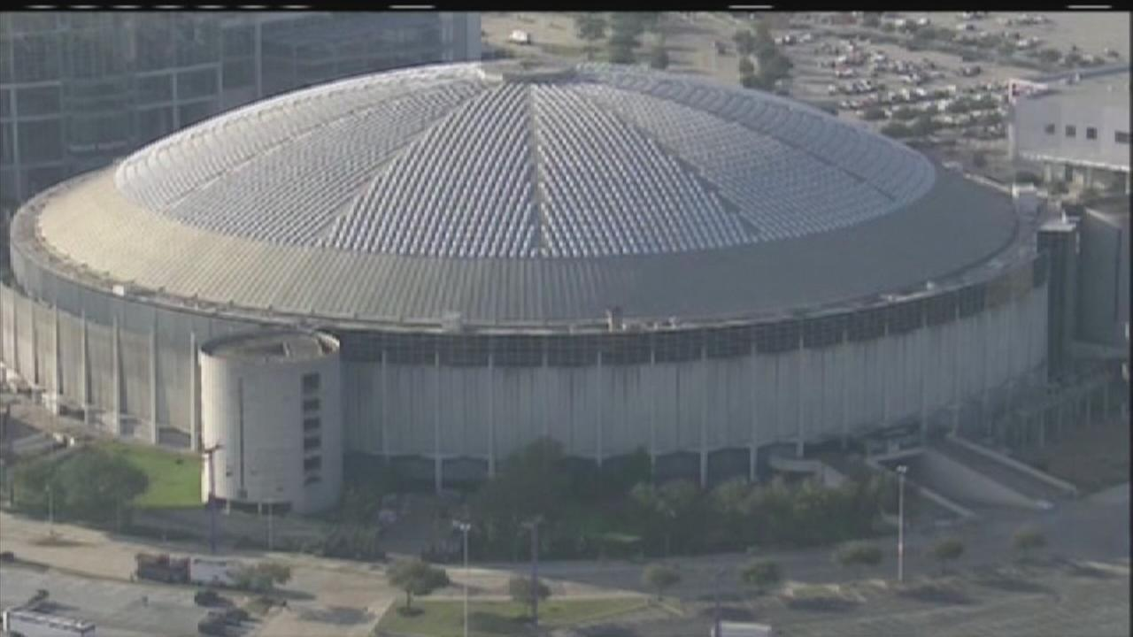 Astrodome changes presented