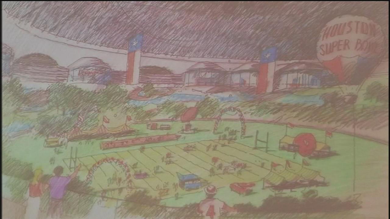 Astrodome plan pitched to county commissioners