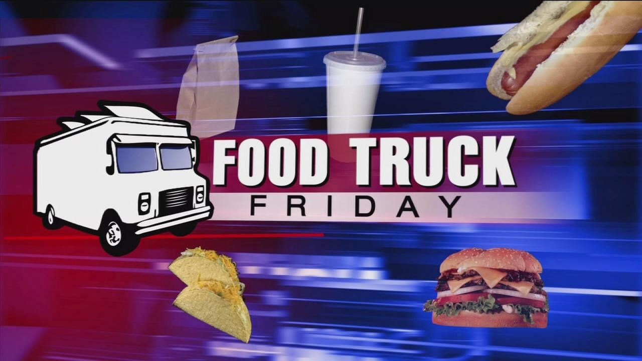 Houston food truck report