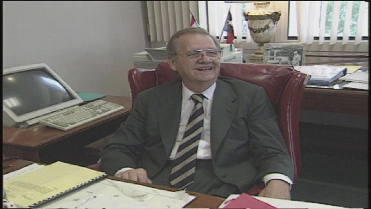Colleagues remember former Mayor Bob Lanie