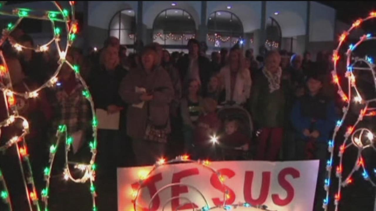 Nativity uproar in Alabama town