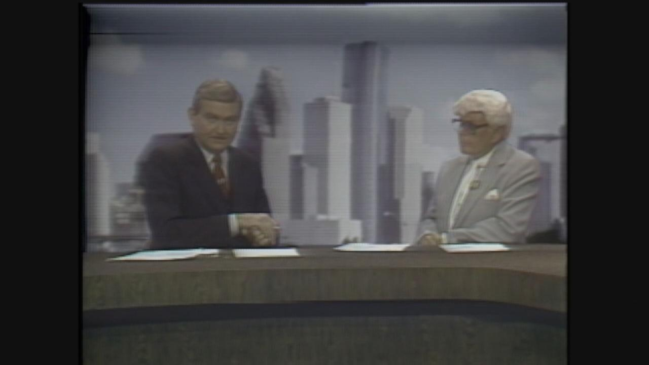 Dave Ward and how Marvin Zindler came to Eyewitness News
