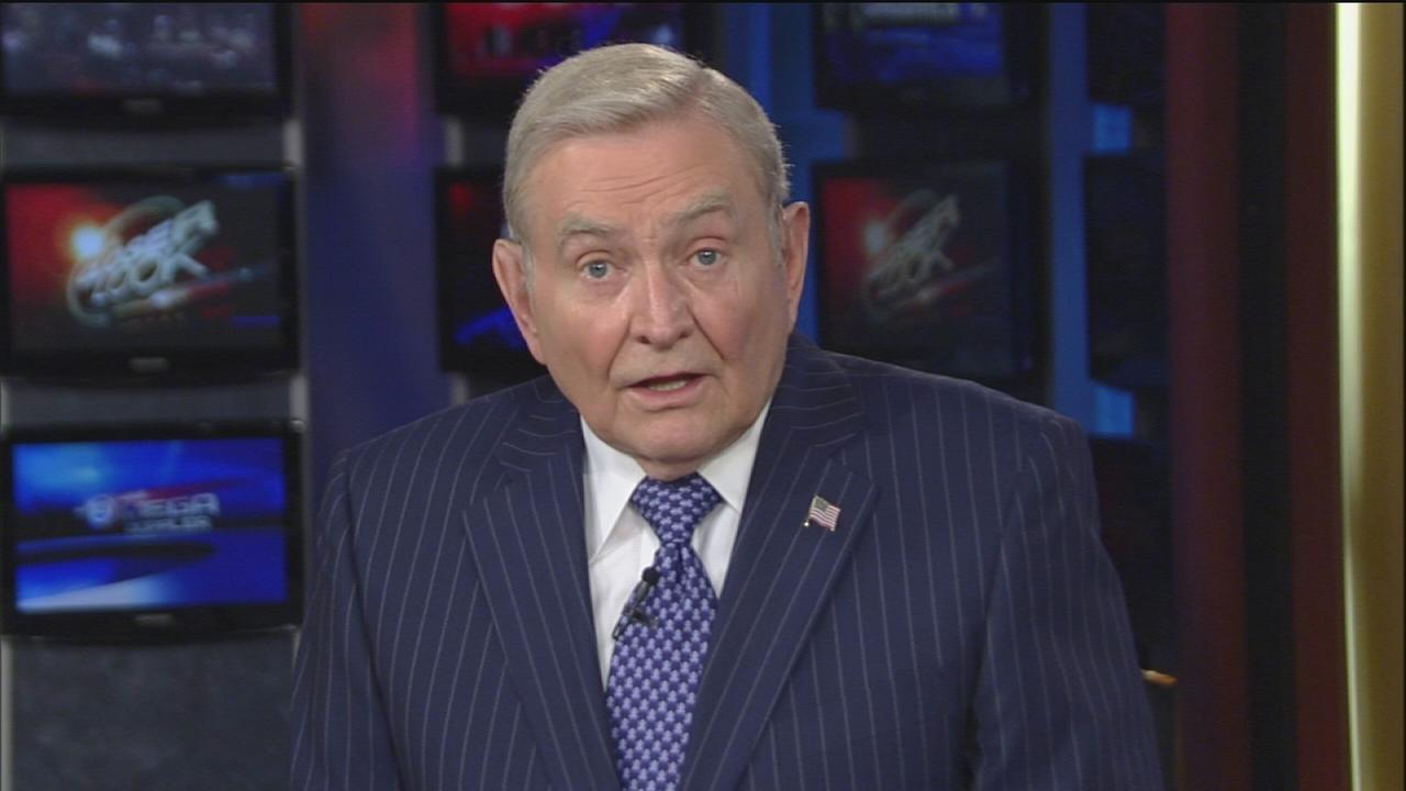 Dave Ward signs off Eyewitness News at 10