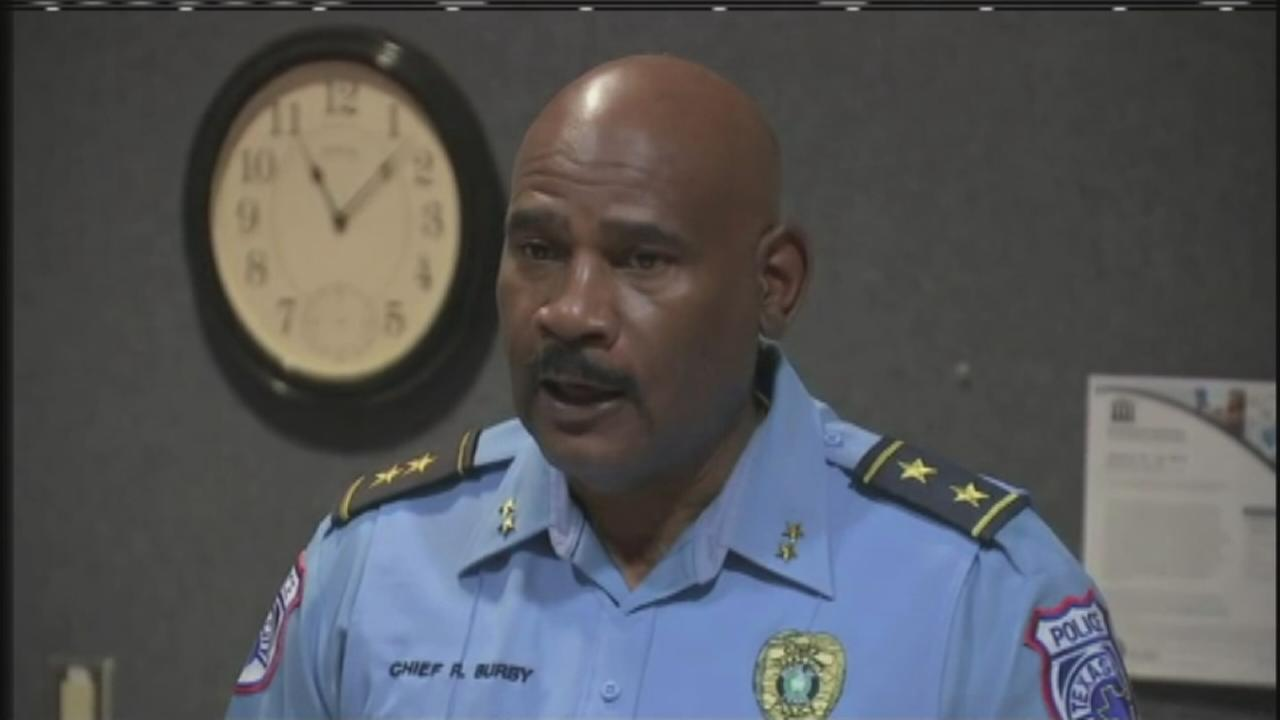 Texas City PD chief talks about shooting