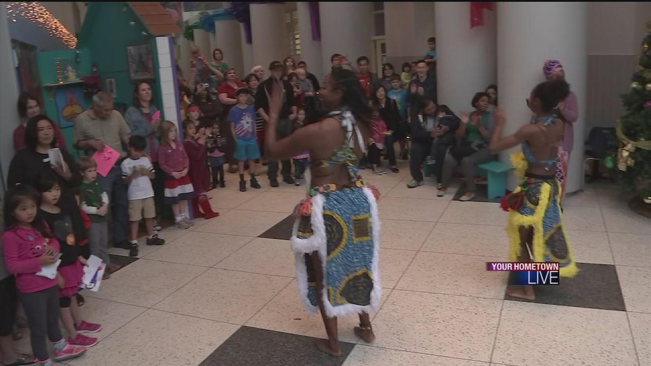 Childrens museum kicks off Kwanzaa celebrations