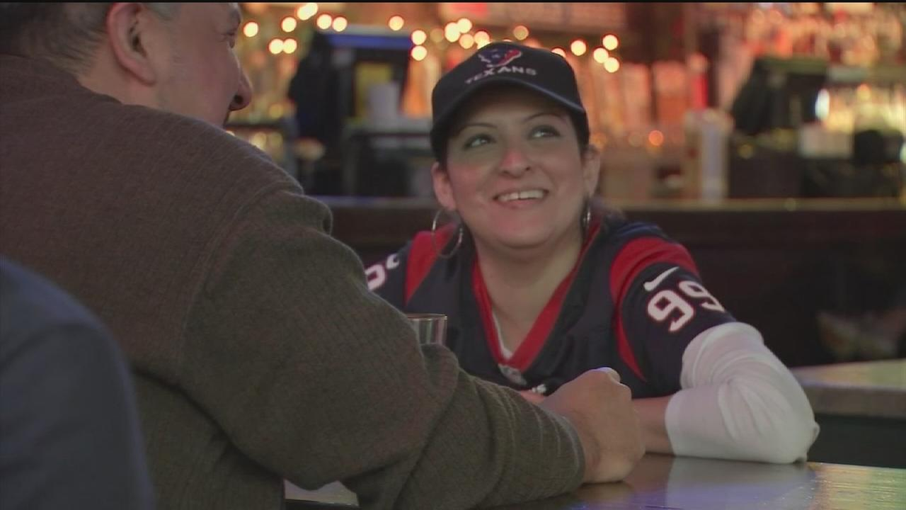 Texans fans proud of their team