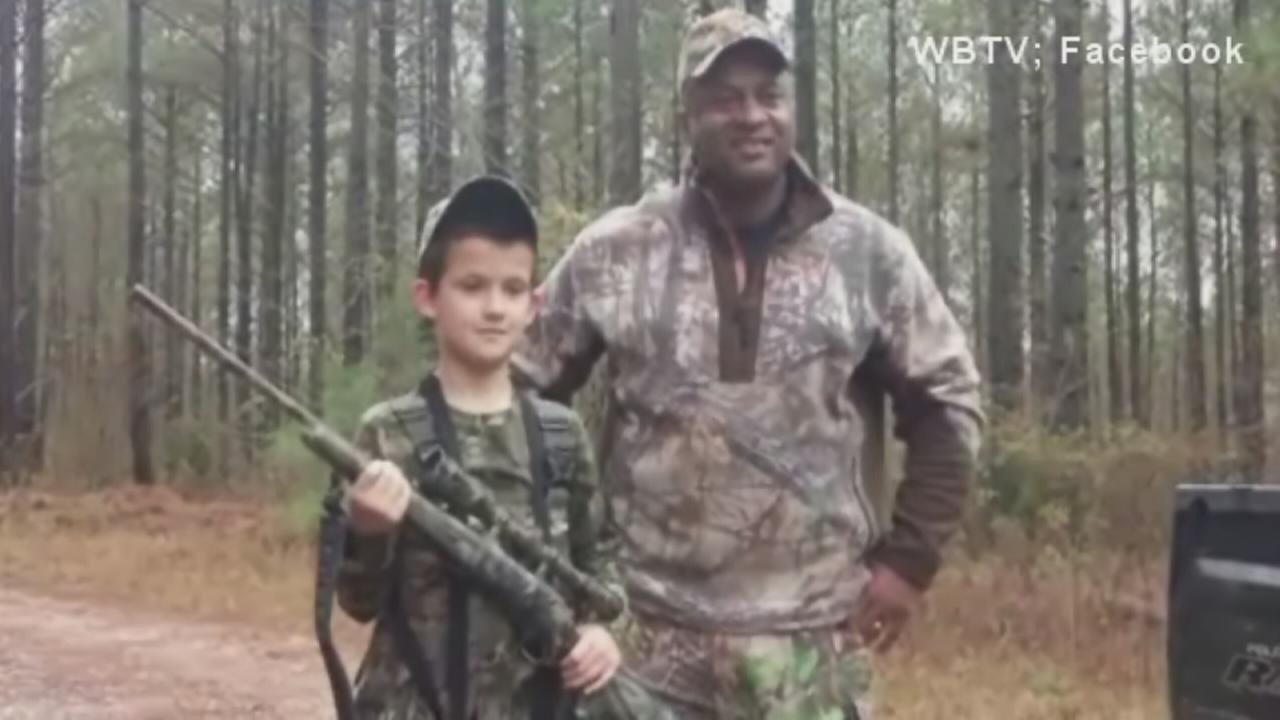 Boy gets hunting trip after mix-up