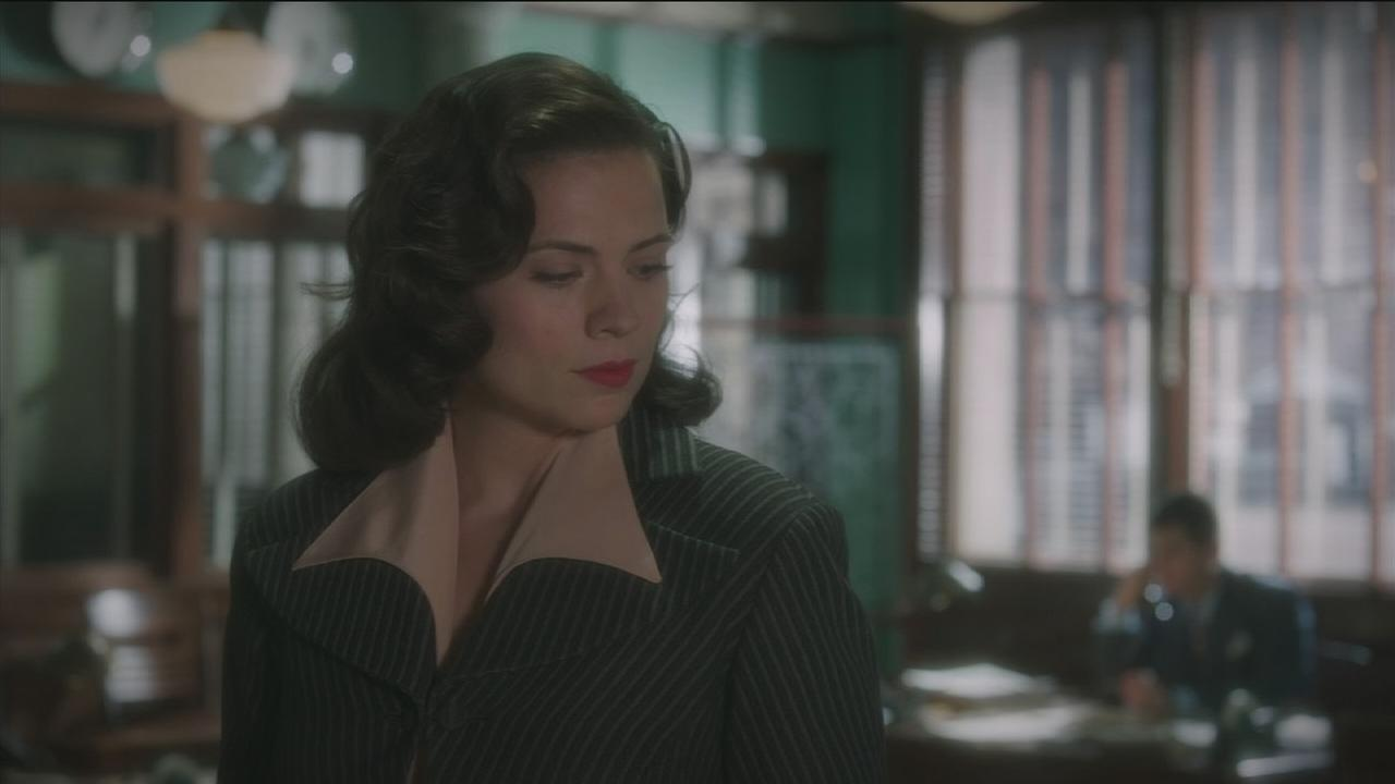 Agent Carter is a new agent in an old-school world