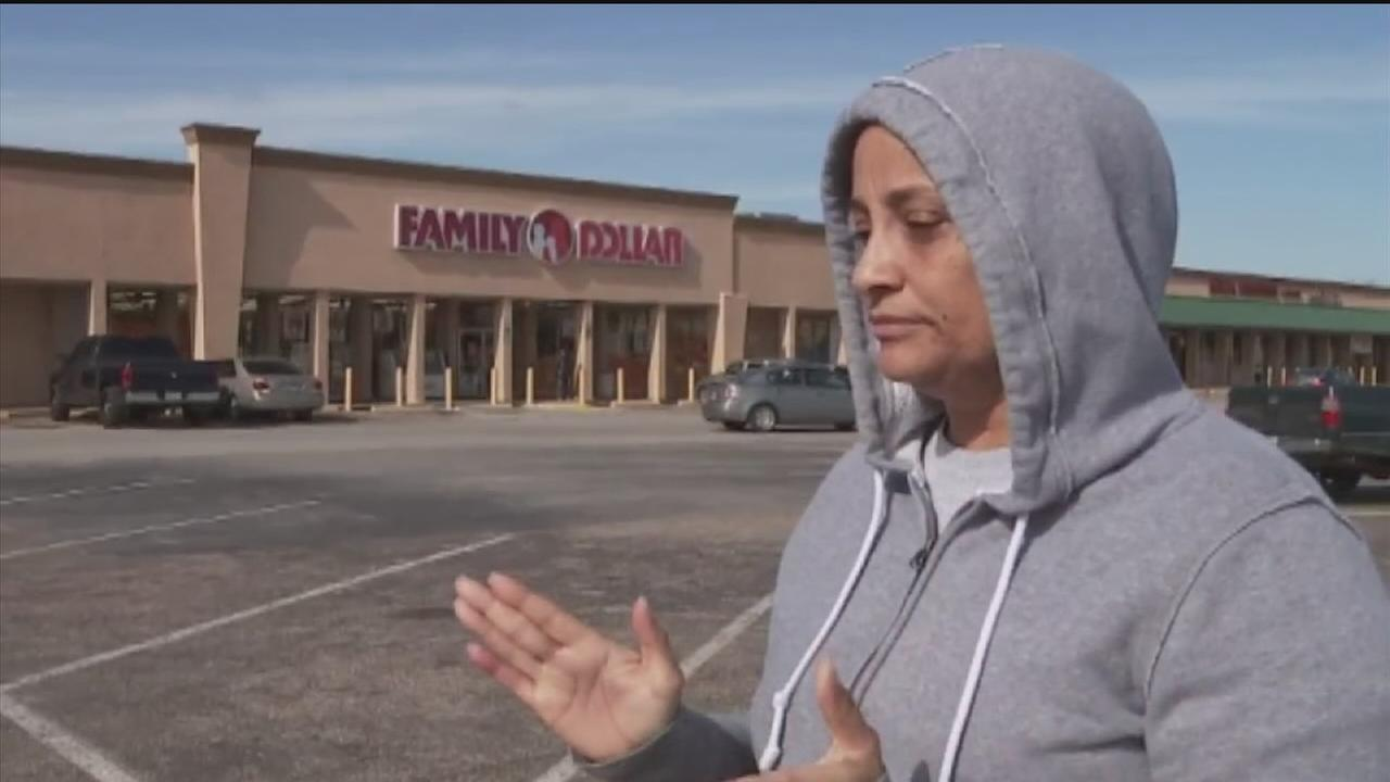 Woman claims she was told to remove her hoodie