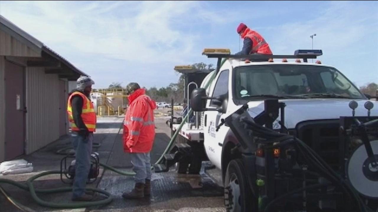 TxDOT preps for possibility of bad weather