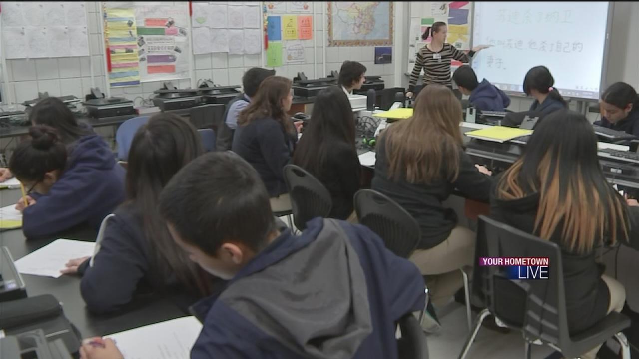 Mandarin language students take trip of lifetime