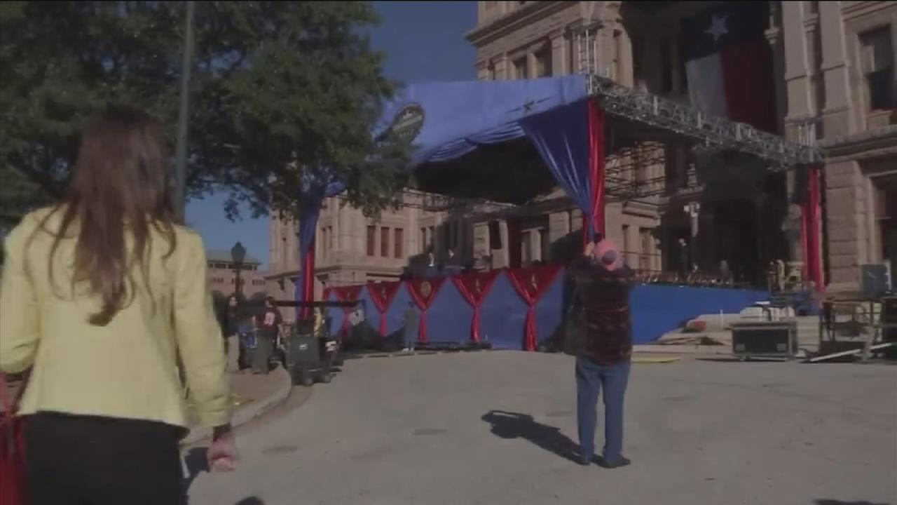 Texas ready to swear in new elected officials