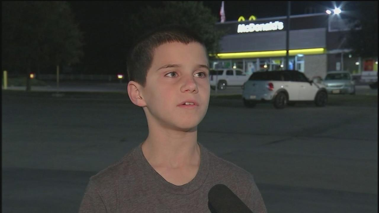 Mom: Man asked to urinate on son at McDonalds bathroom
