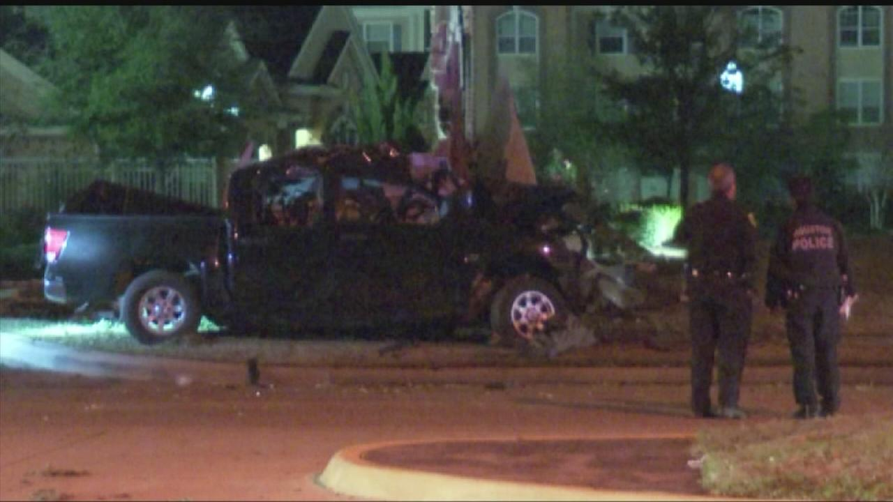 Two teens killed after leading police on chase