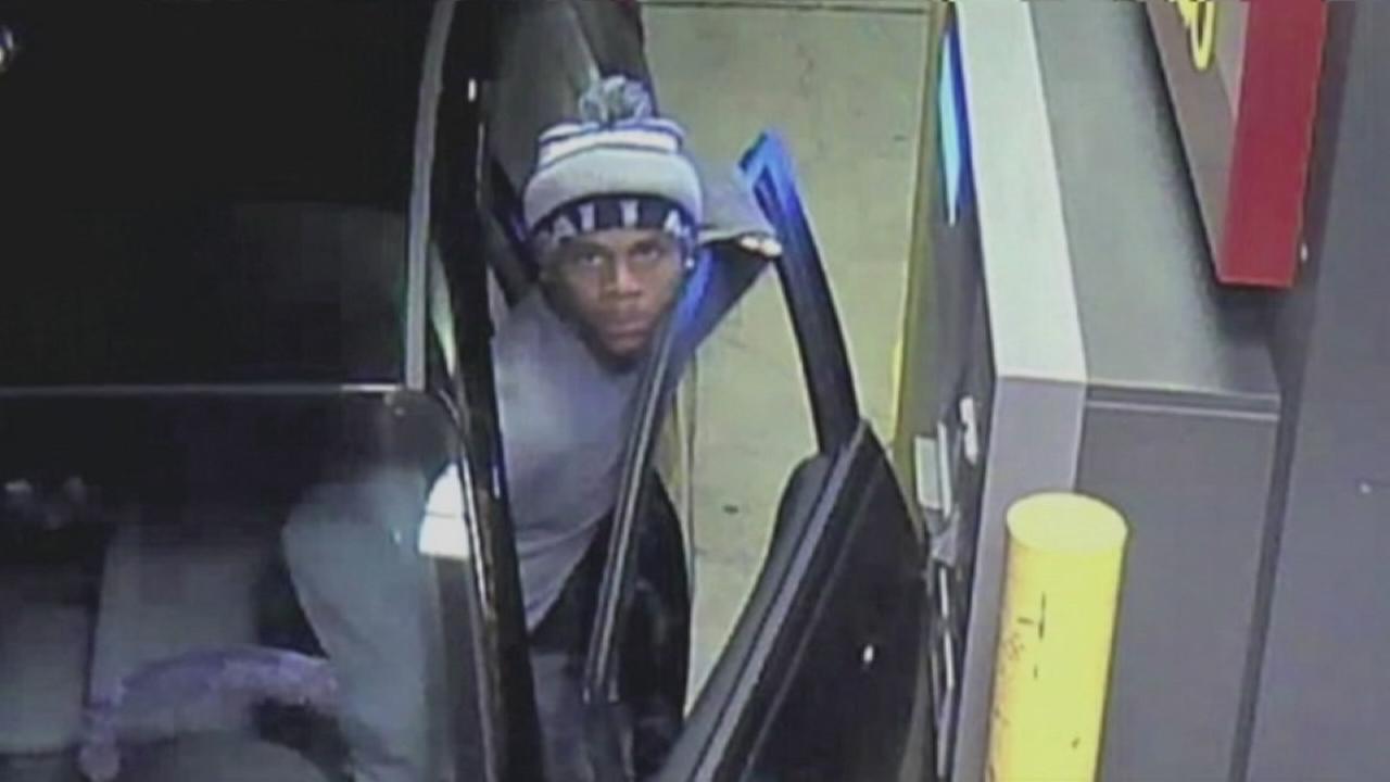 ATM kidnapper