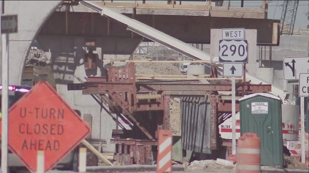 Highway 290 construction questions answered