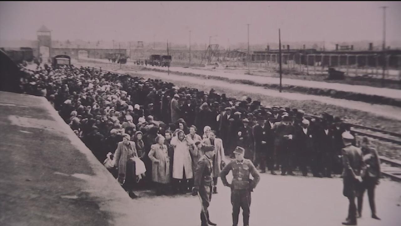 Auschwitz liberation happened 70 years ago
