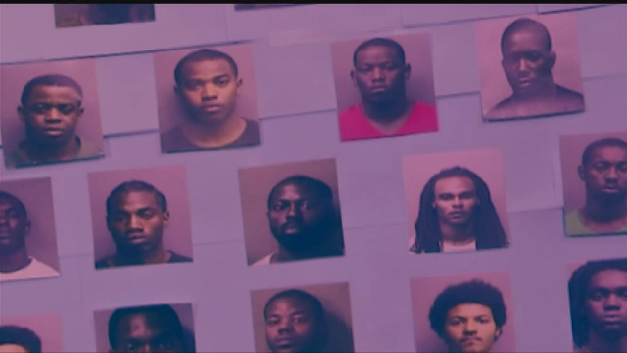 Nearly 2 dozen accused in crime ring