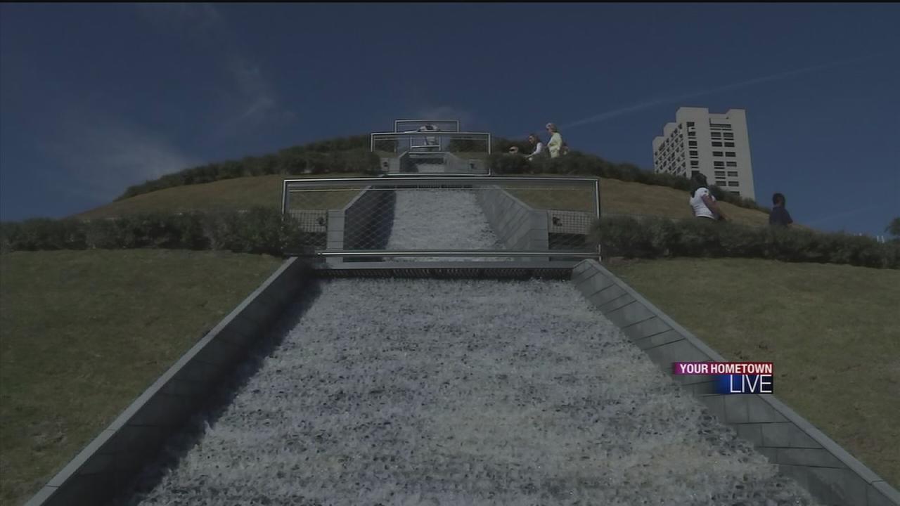 Hermann Park has new improvements