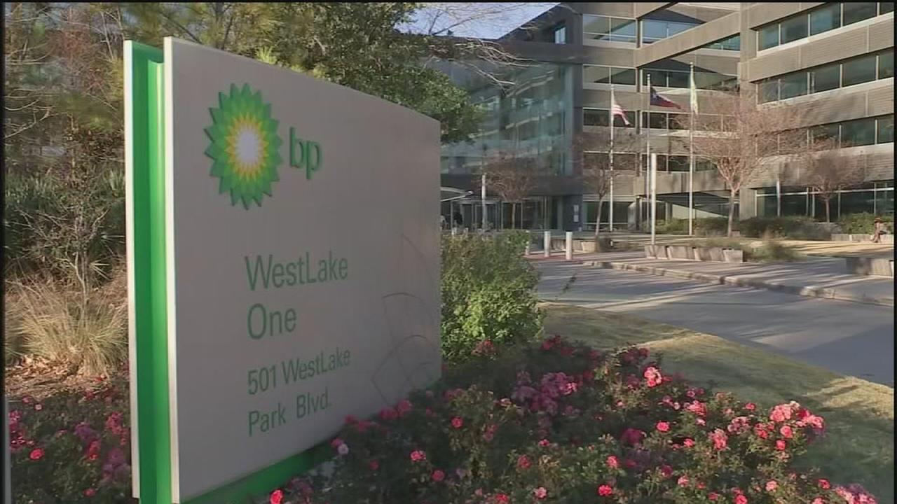 BP confirms layoffs at Houston office
