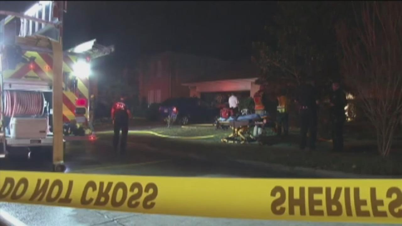 Woman killed in house fire