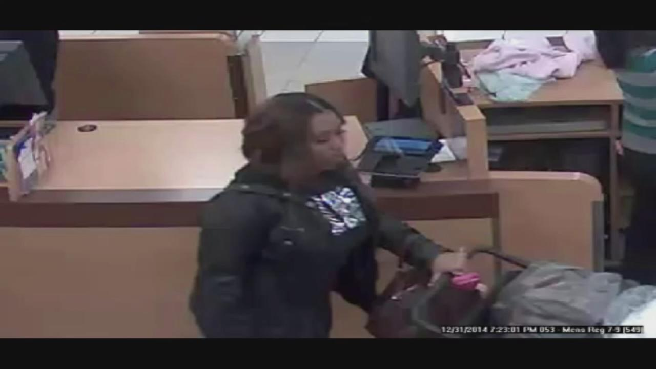 Video released of ID theft suspect