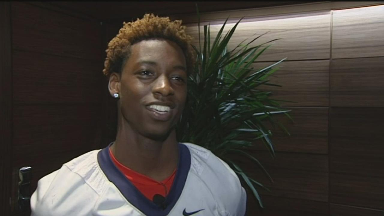 Manvel student among NFL draft attendees