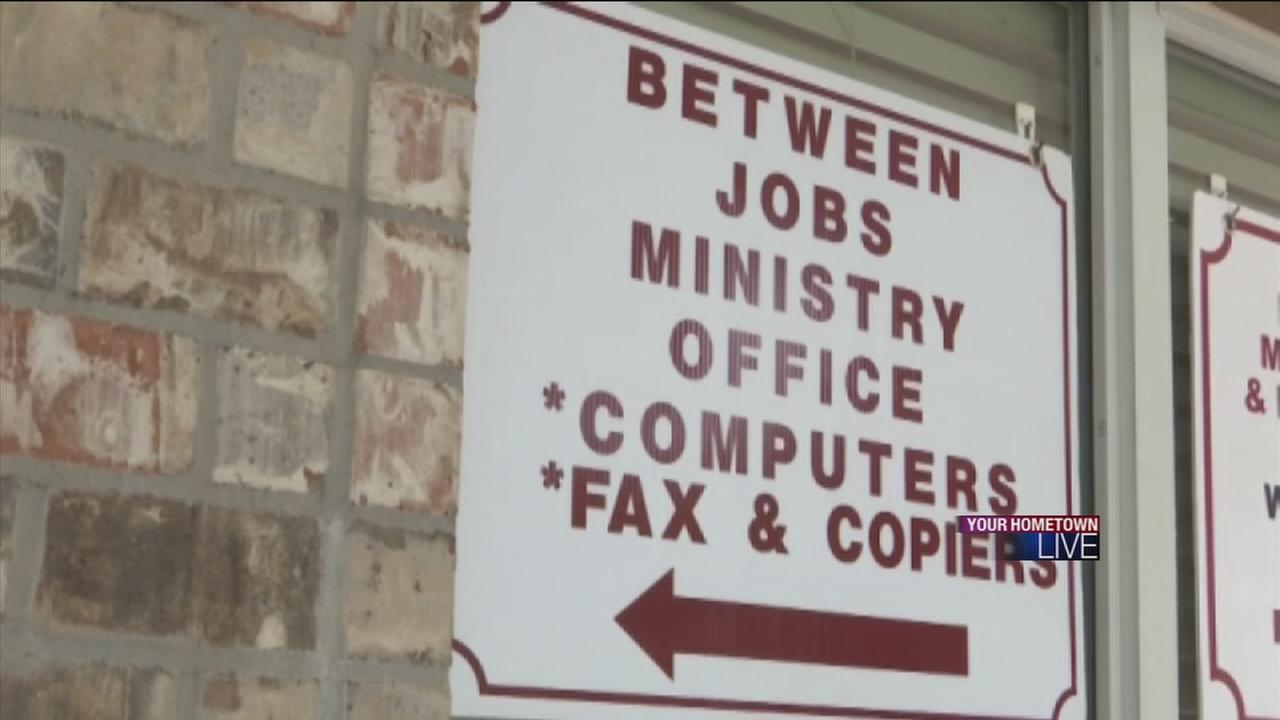 Church helps people find jobs