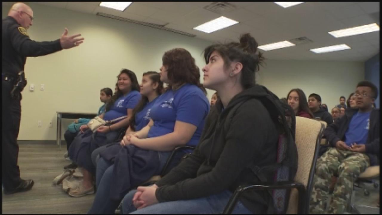 Program to inspire young leaders