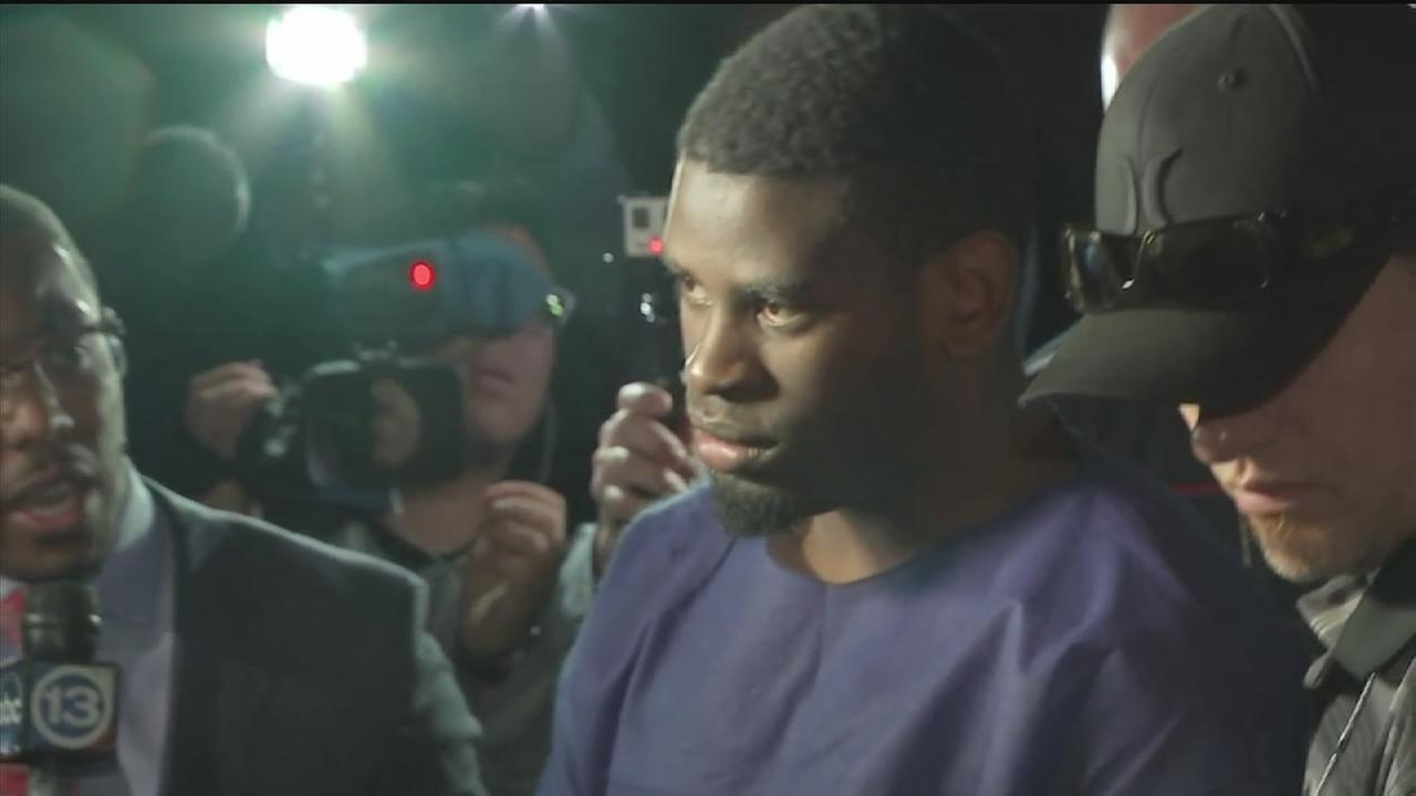 Pastors son accused in murders back in Houston
