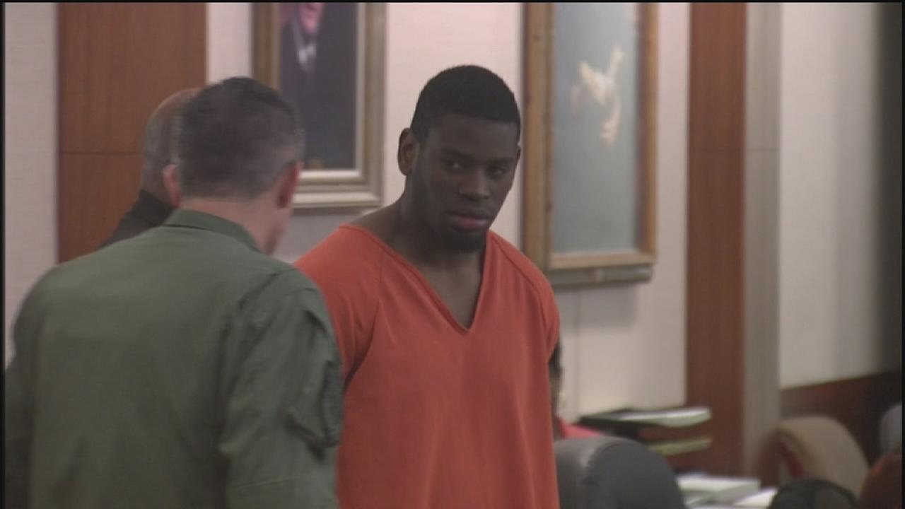 Accused killer appears in Houston court