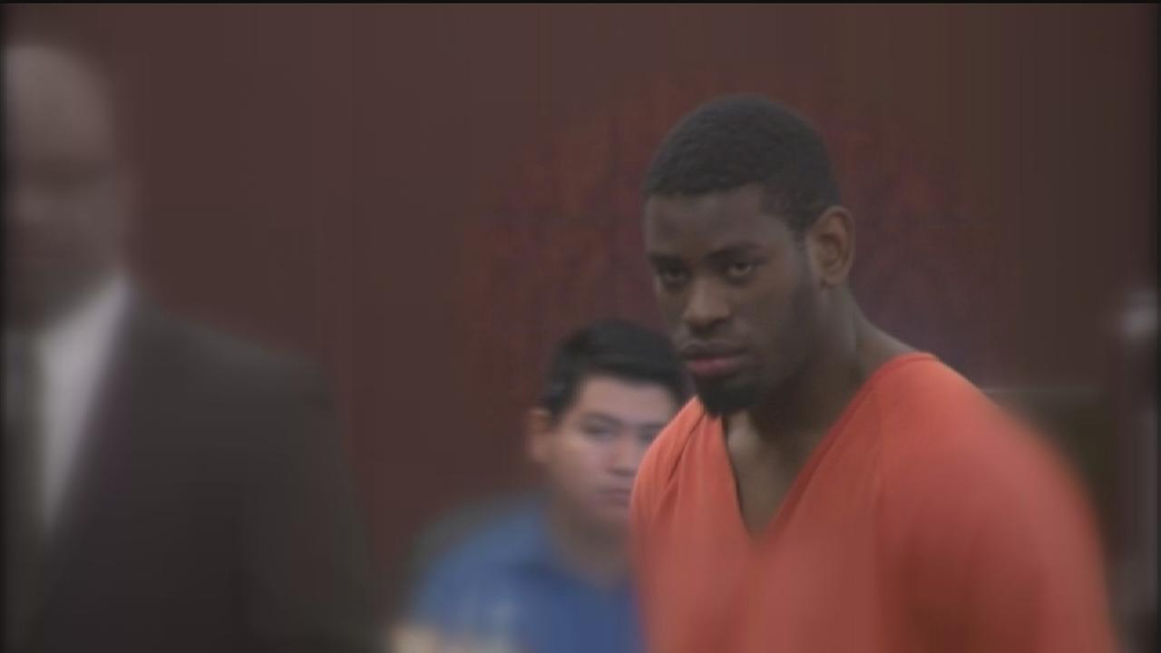 Jailed teen accused of killing family talks to ABC-13