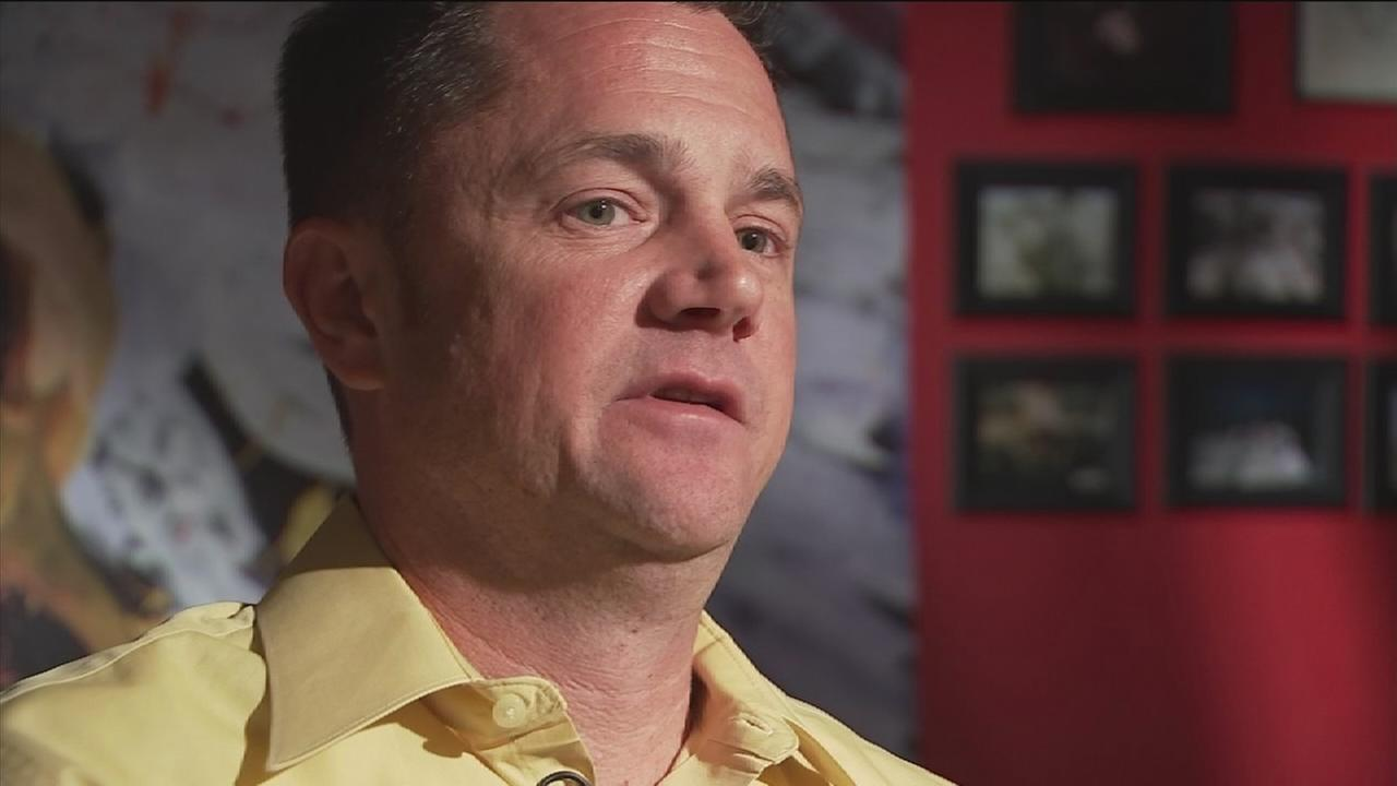 Former military sniper shares story