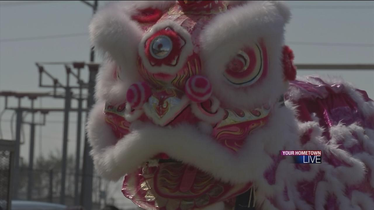 Houstonians celebrate Lunar New Year