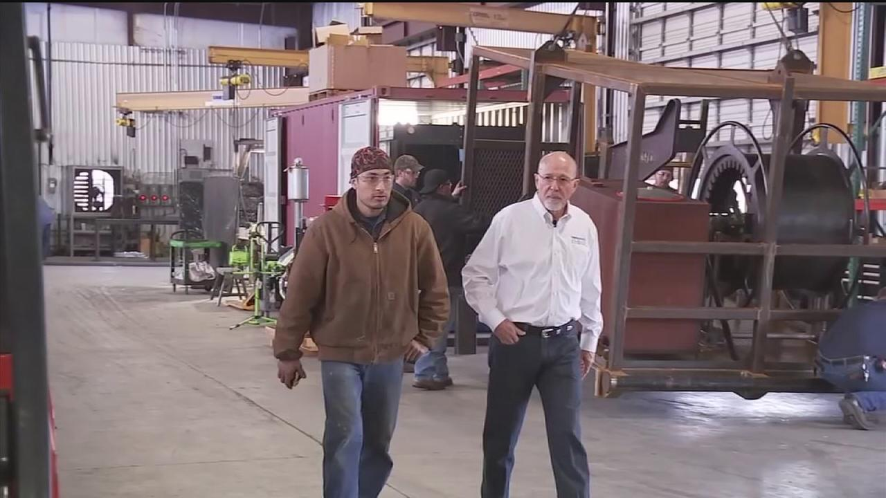 Businessman gives back by investing in unlikely employees