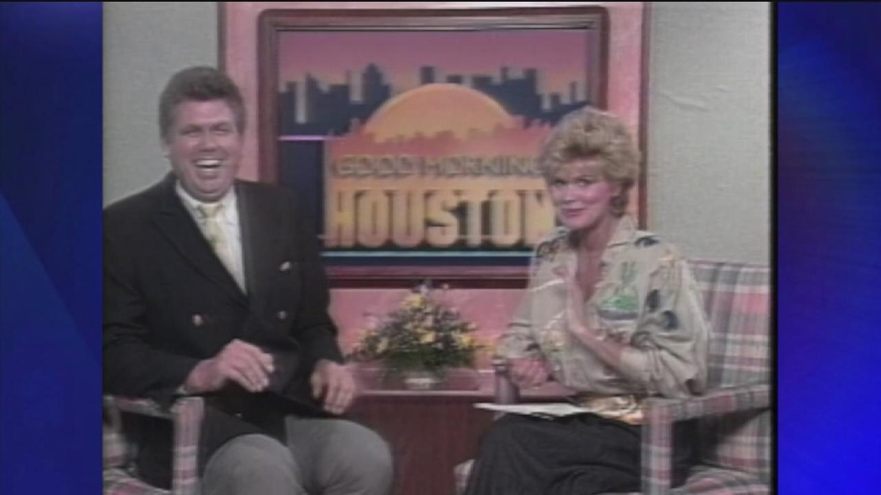 """Don Nelson looks back at his """"Good Morning Houston"""" days"""