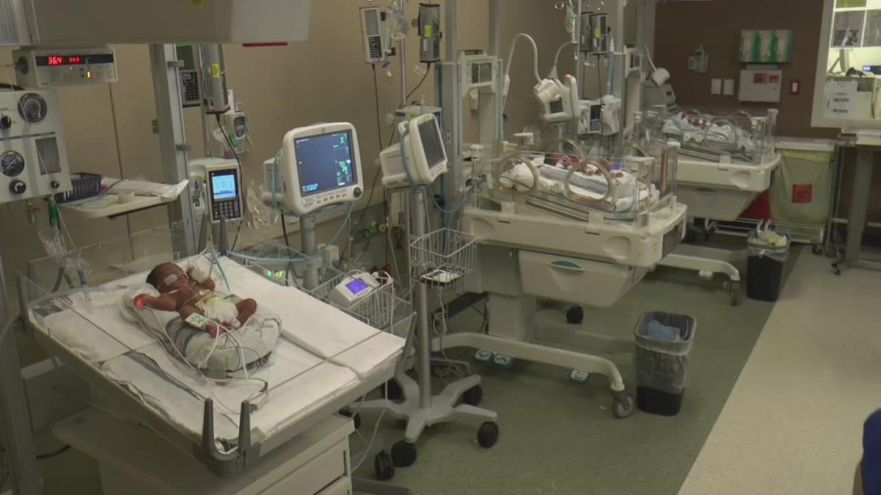 Triplets born in Ft. Bend County