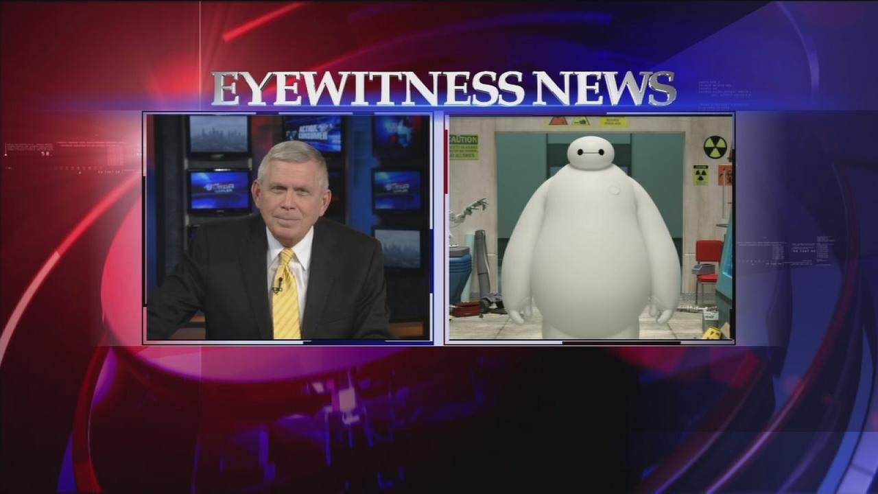 Baymax offers retirement advice to Don Nelson