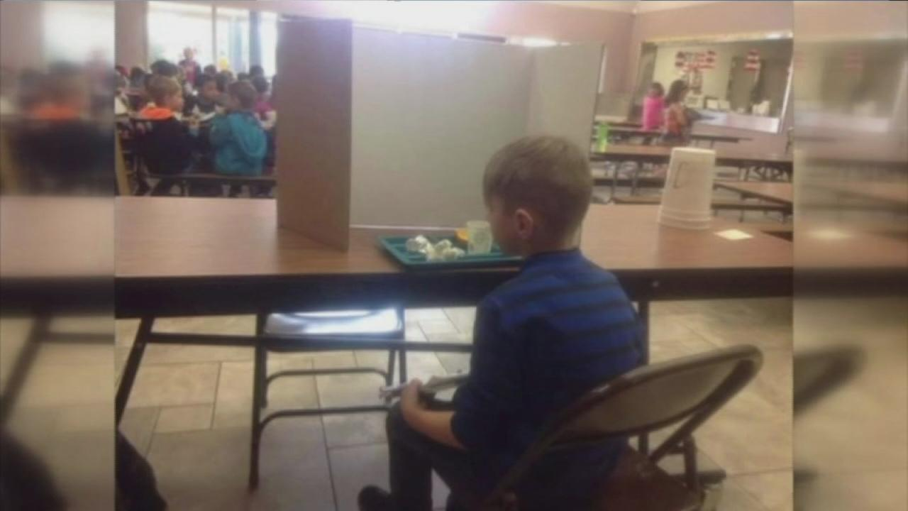 Boy shunned for being tardy