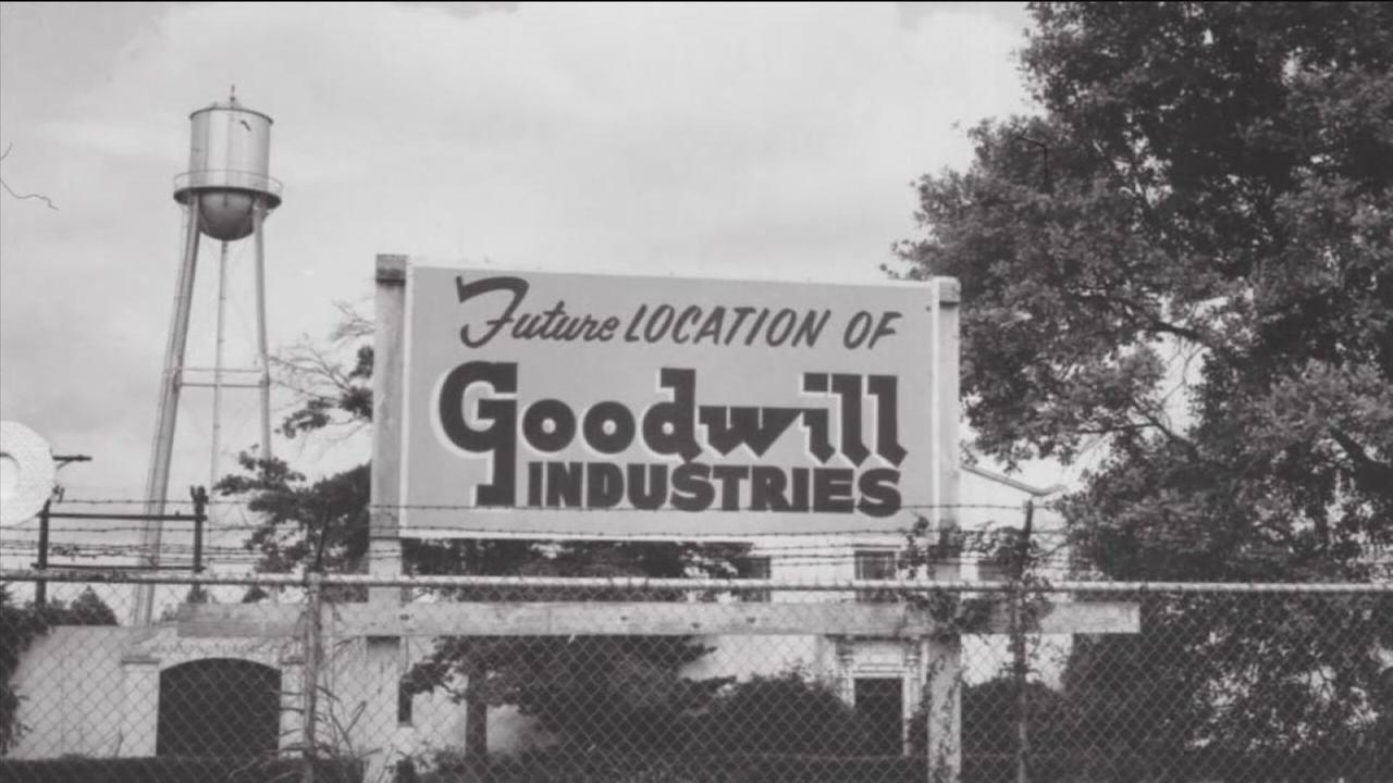 Goodwill marks 70th year in Houston