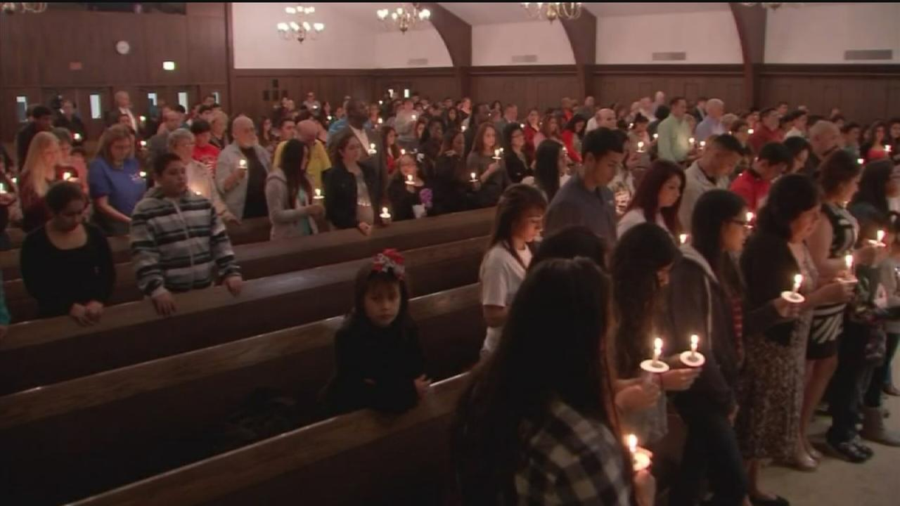 Vigil held for missing Baytown teens