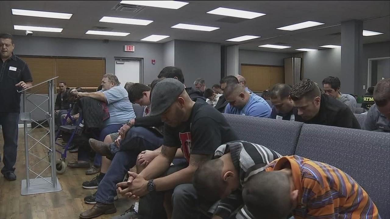 Church services for men held in Katy