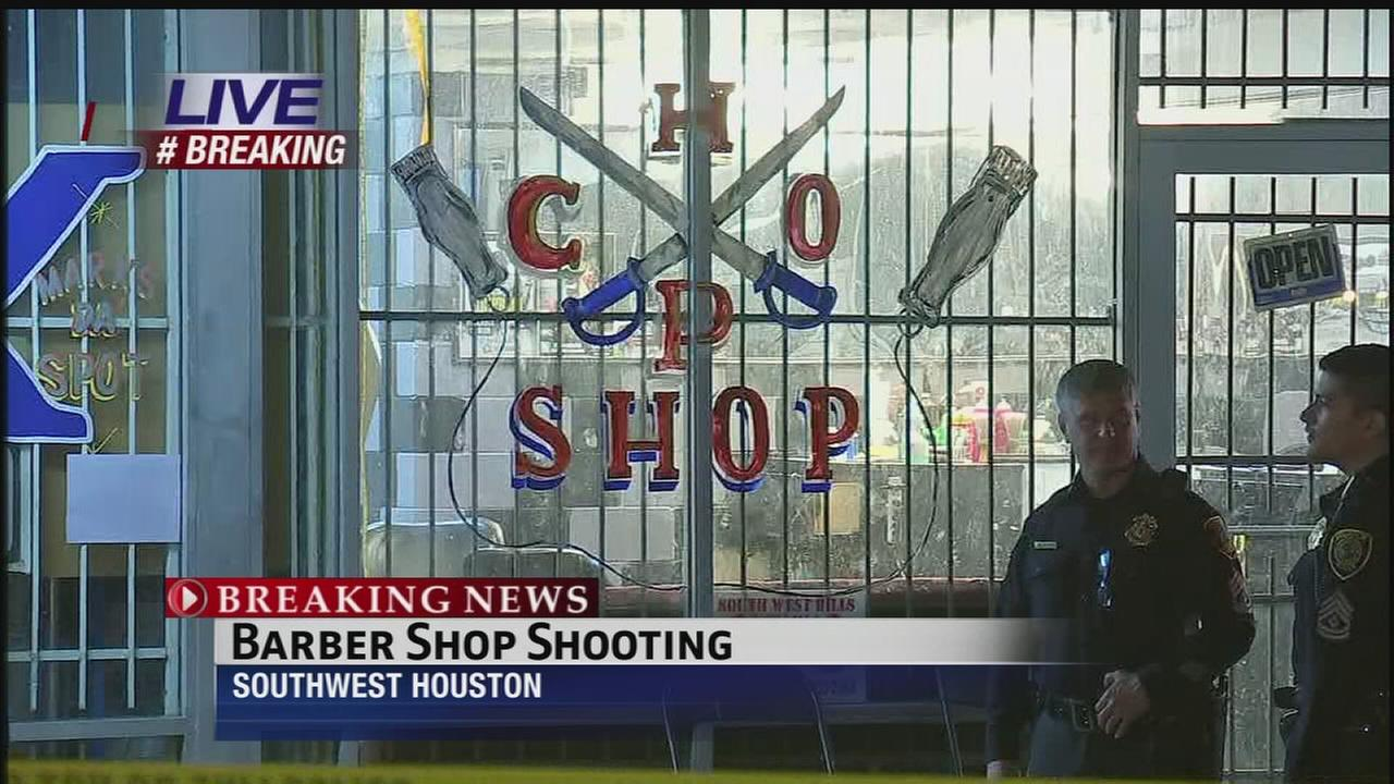 Police: Barber shop shooting leaves at least one dead