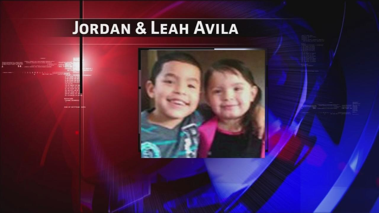 Search continues for kids at center of Amber Alert