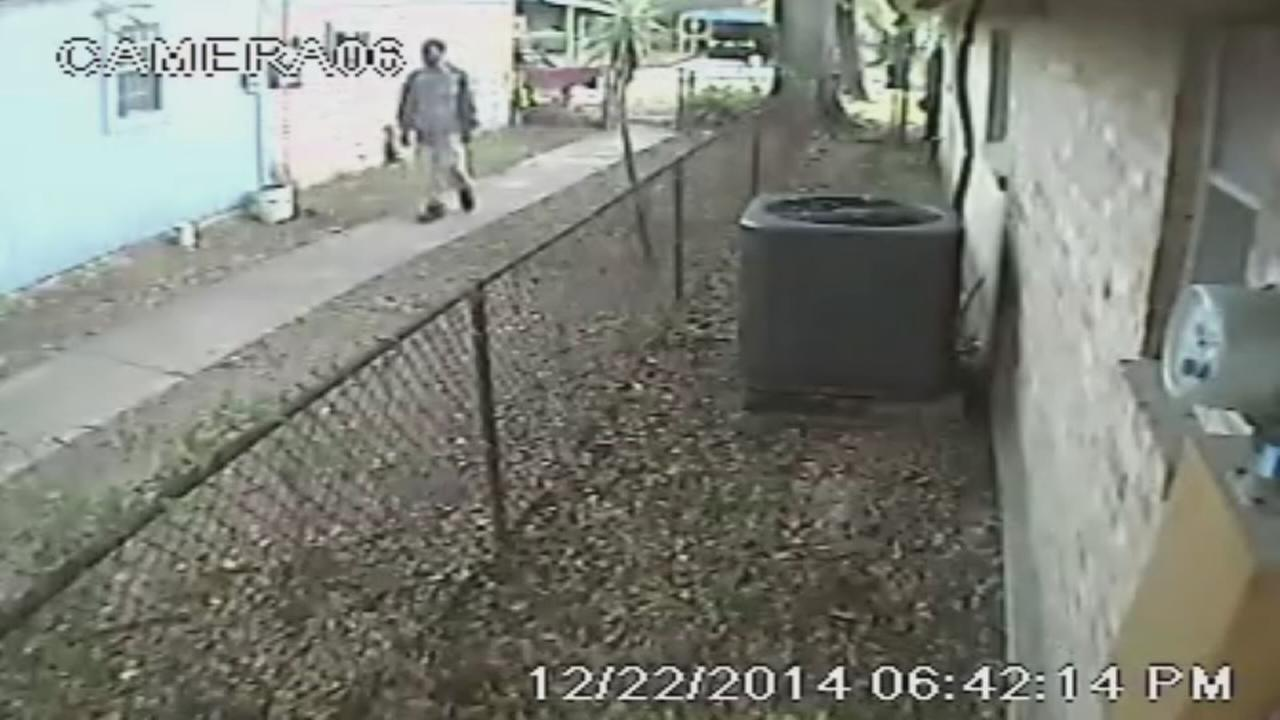 Video of stabbing victim released