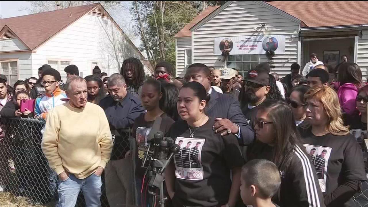 Families of Baytown teens react