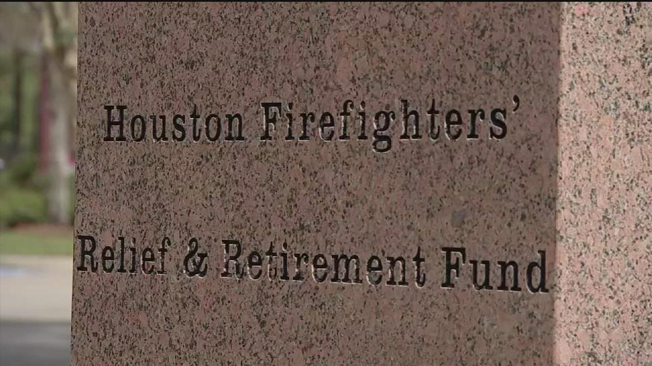 New 3-year pension deal means pay cut for firefighters
