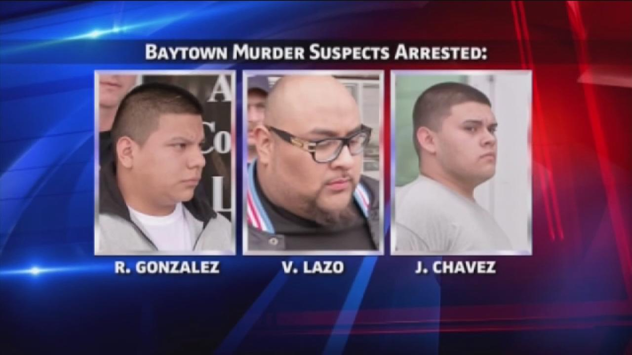 New information in Baytown teens slayings