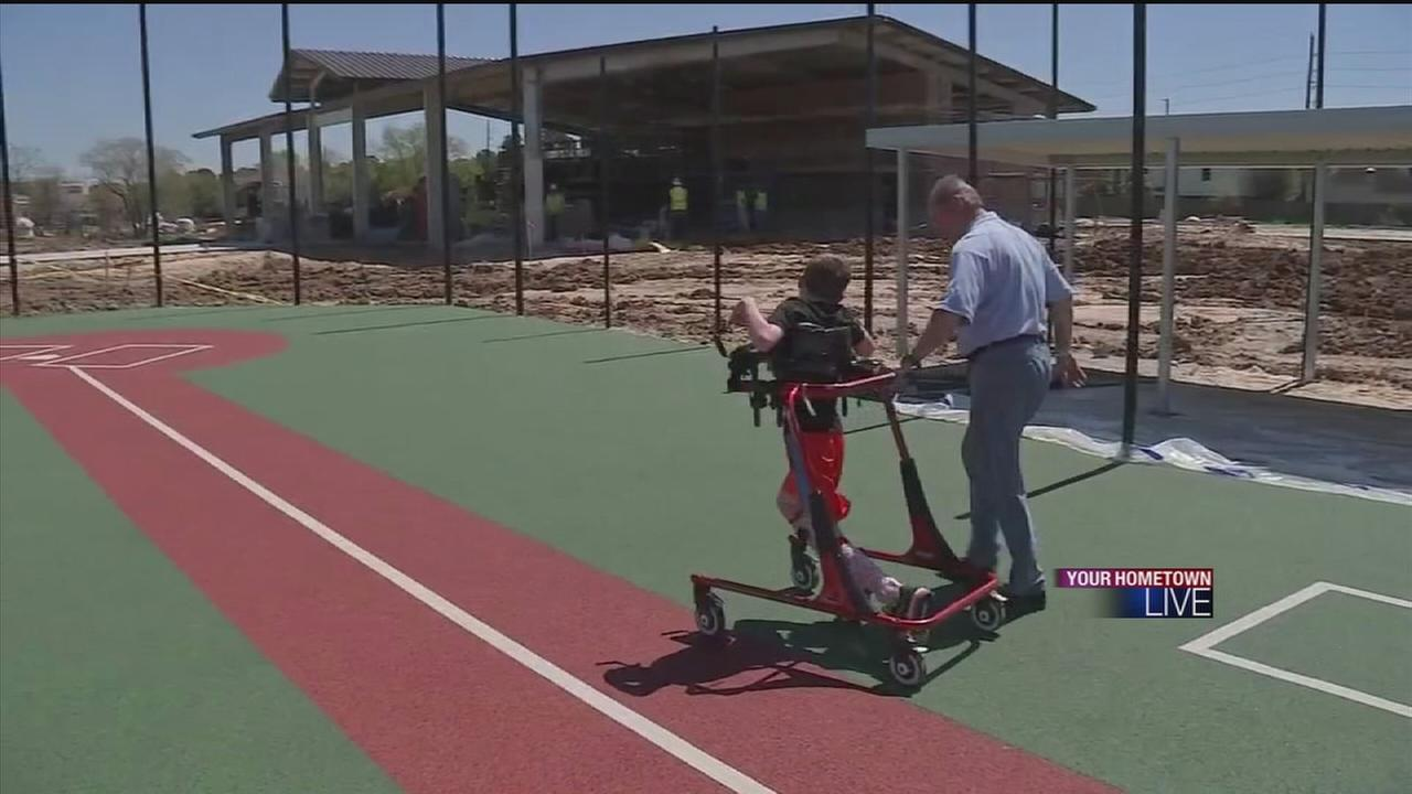 Sports complex to open for special needs kids
